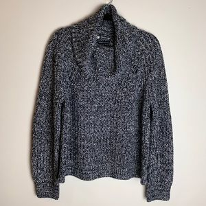 Kendall & Kylie | Chunky Cowl Neck Sweater
